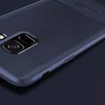 قاب ژله ای طرح چرم سامسونگ Becation Ruged Armor Soft Case Samsung Galaxy J6