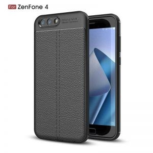 قاب ژله ای طرح چرم ایسوس Auto Focus Jelly Case Asus Zenfone 4 ZE554KL