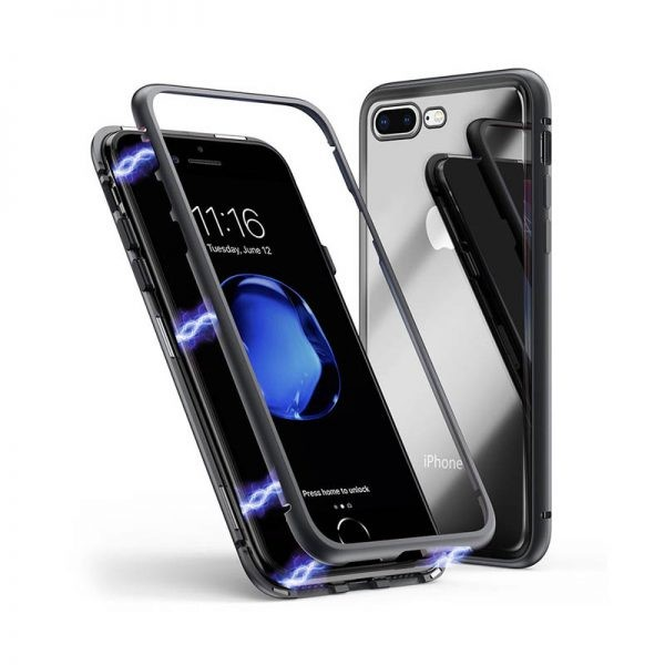 قاب مگنتی اپل Magnetic Case Apple iPhone 8 Plus