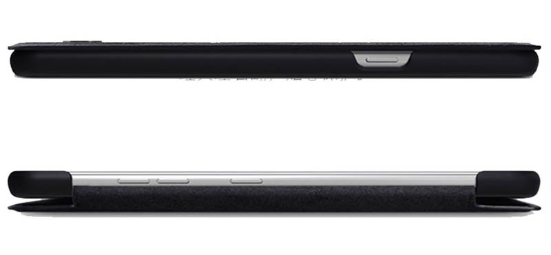 کیف چرمی نیلکین ال جی Nillkin Qin Leather Case LG V40