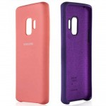 قاب محافظ سیلیکونی Silicone Cover Samsung Galaxy S9