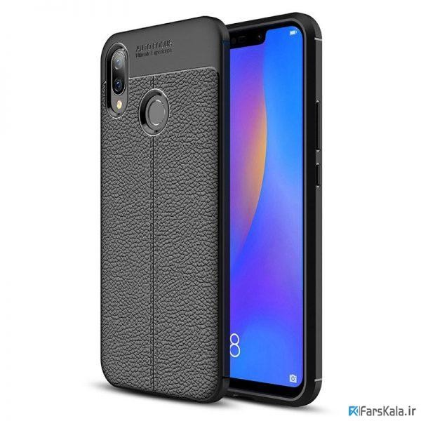 قاب ژله ای طرح چرم هواوی Auto Focus Jelly Case Huawei nova 3i / P Smart Plus