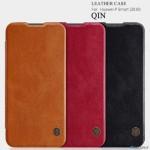کیف چرمی نیلکین (Nillkin Qin Leather Case Huawei P Smart (2019