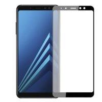 محافظ صفحه نمایش تمام چسب با پوشش کامل Samsung Galaxy A7 2018