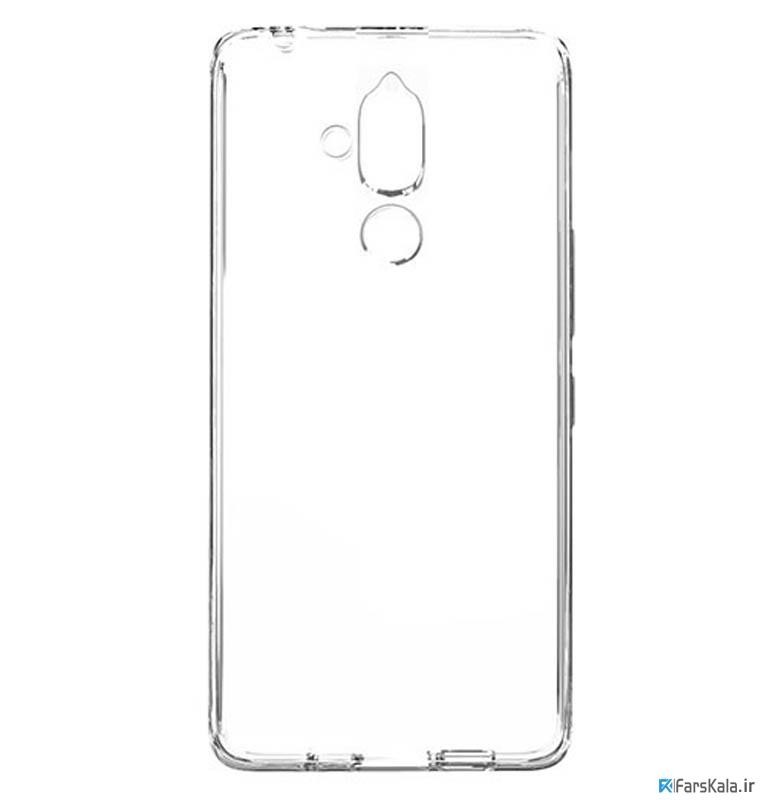 محافظ ژله ای 5 گرمی Nokia 7 Plus Jelly Cover 5gr