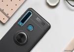 قاب محافظ ژله ای Magnetic Ring Case Samsung Galaxy A9 2018 / A9s / A9 Star Pro