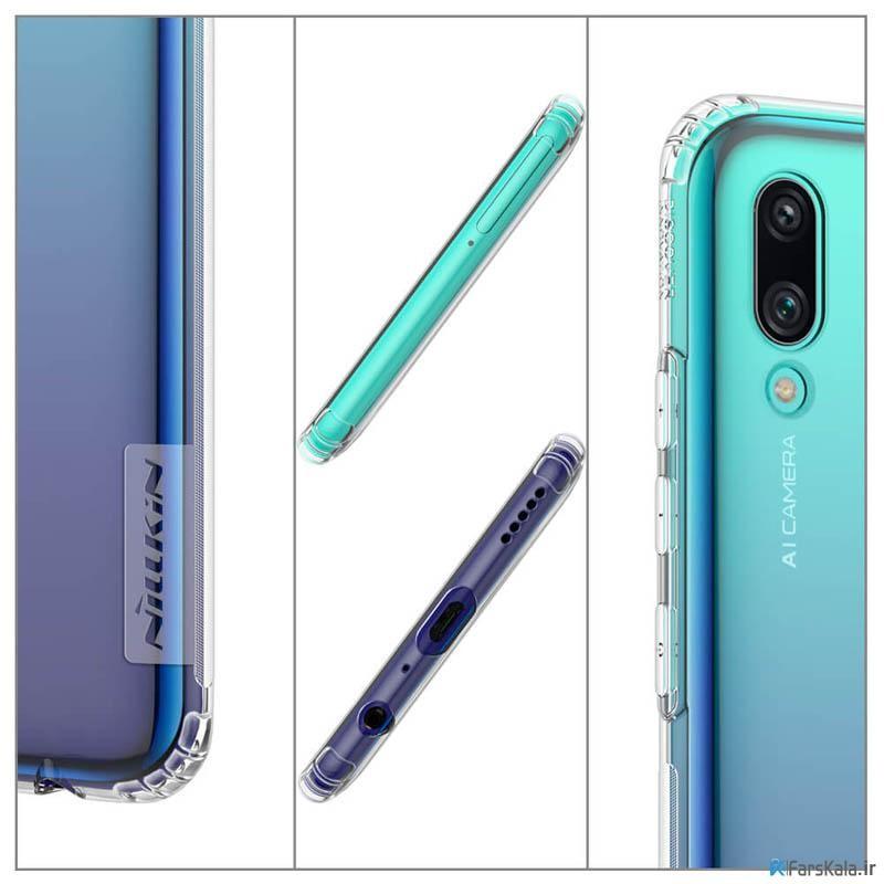 محافظ ژله ای نیلکین (Nillkin Nature TPU Case Huawei P Smart (2019