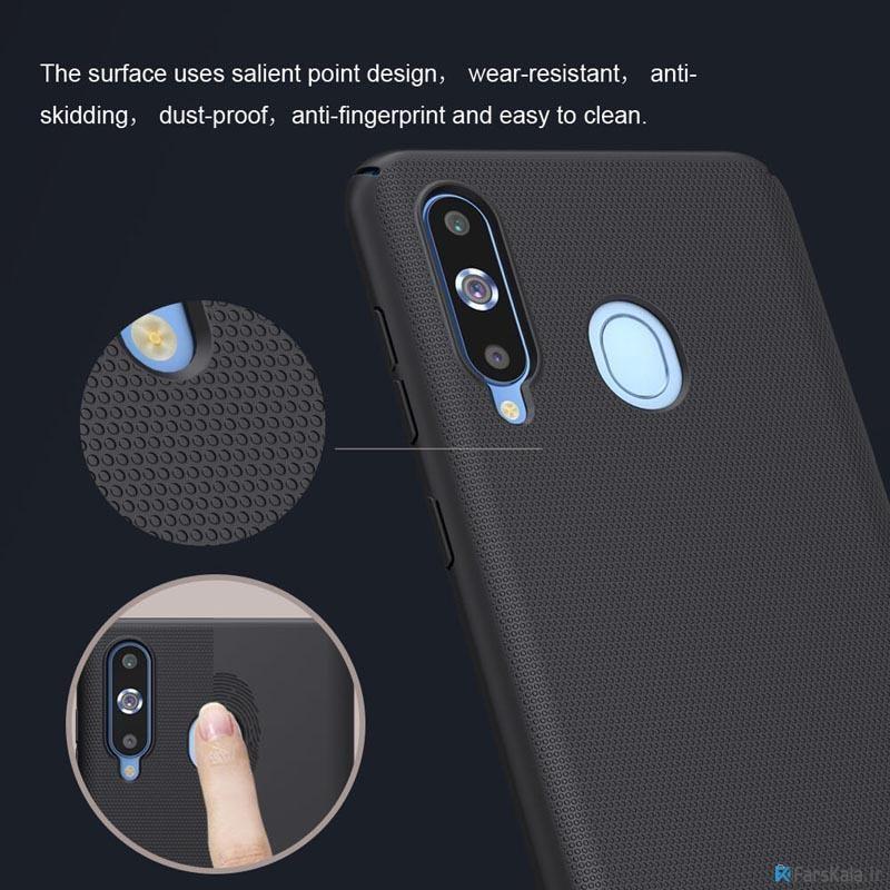 قاب محافظ نیلکین Nillkin Super Frosted Shield Matte cover case for Samsung Galaxy A8s