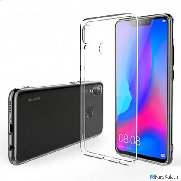 قاب محافظ ژله ای برای هوآوی Huawei Nova 3i/ P Smart Plus