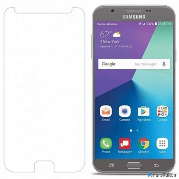 محافظ صفحه نمایش شیشه ای Samsung Galaxy J7 Prime 2