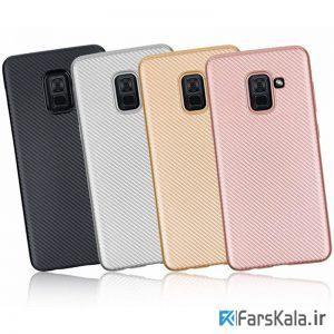 قاب محافظ ژله ای سامسونگ Haimen برای Samsung Galaxy A8 2018