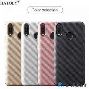 قاب محافظ ژله ای هوآوی Haimen برای Huawei Y9 2019 / Enjoy 9 Plus