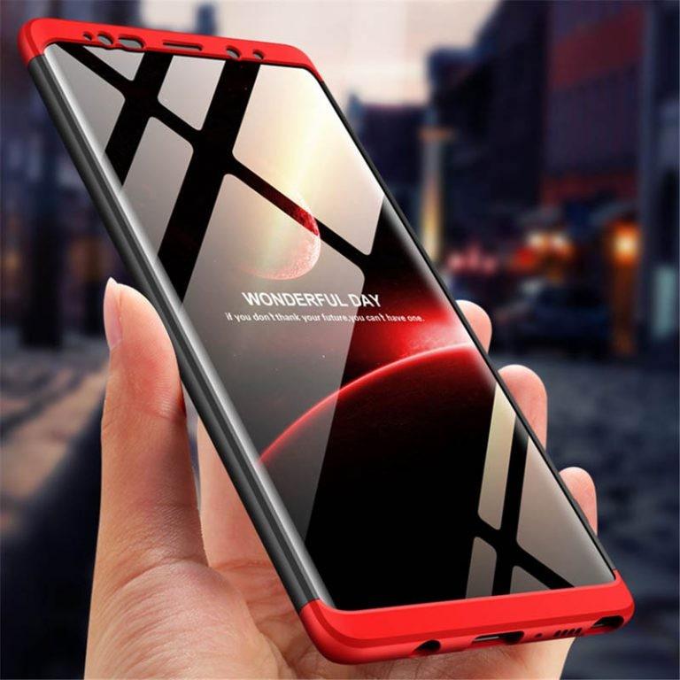 قاب محافظ با پوشش 360 درجه Samsung Galaxy Note 9 Full Cover