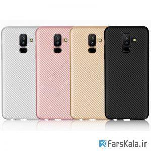 قاب محافظ ژله ای سامسونگ Haimen برای Samsung Galaxy A6 Plus 2018