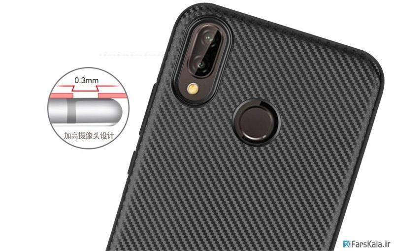 قاب محافظ ژله ای هوآوی Haimen برای Huawei nova 3i / P Smart Plus