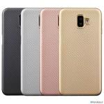 قاب محافظ ژله ای سامسونگ Haimen برای Samsung Galaxy J6 Plus