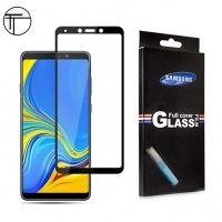 محافظ صفحه نمایش تمام چسب با پوشش کامل Samsung Galaxy A9 2018
