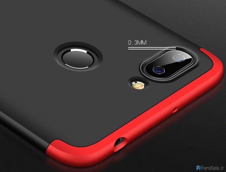 قاب محافظ  با پوشش 360 درجه Xiaomi Redmi 6 Color Full Cover