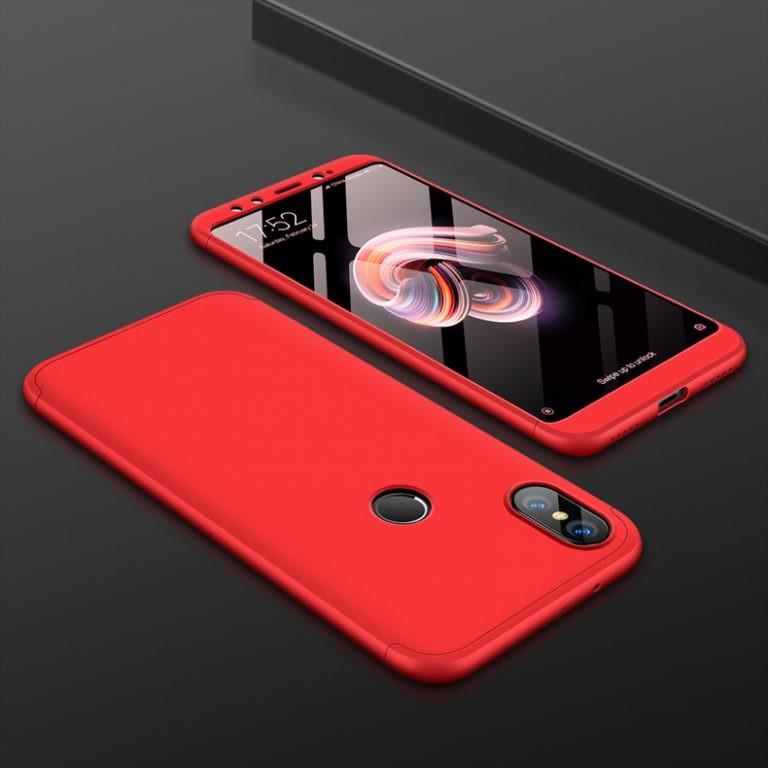 قاب محافظ با پوشش 360 درجه Xiaomi Mi A2 / Mi 6X Color Full Cover