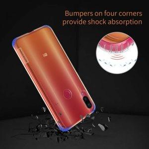 قاب محافظ ژله ای نیلکین Nillkin TPU برای گوشی Samsung Galaxy A8s