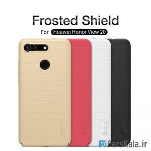 قاب محافظ نیلکین Nillkin Frosted Shield Case Huawei Honor View 20