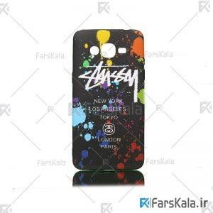قاب محافظ طرح دار سامسونگ Samsung Galaxy J2 Prime