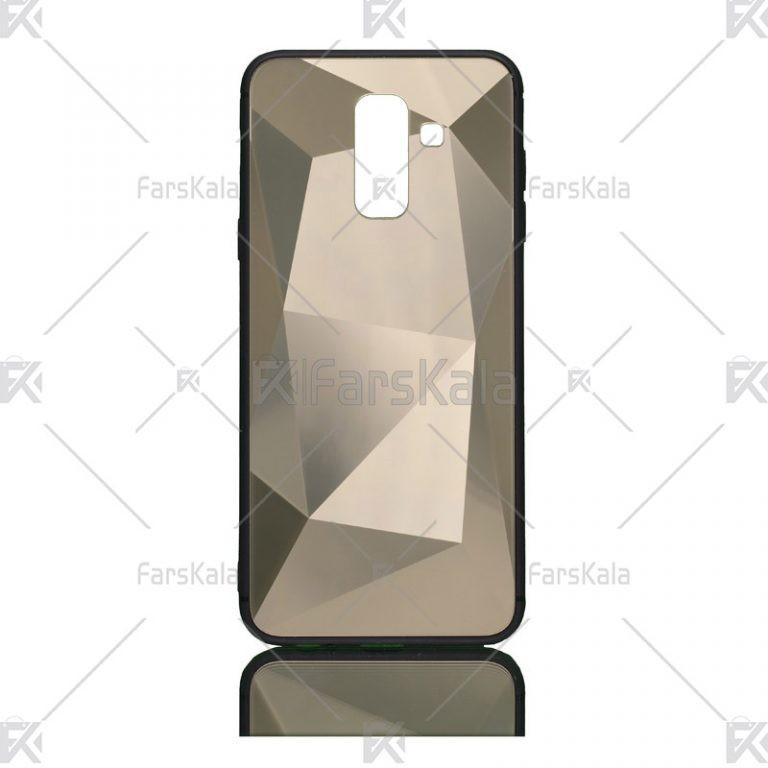 قاب محافظ طرح دار سامسونگ Samsung Galaxy A6 plus 2018