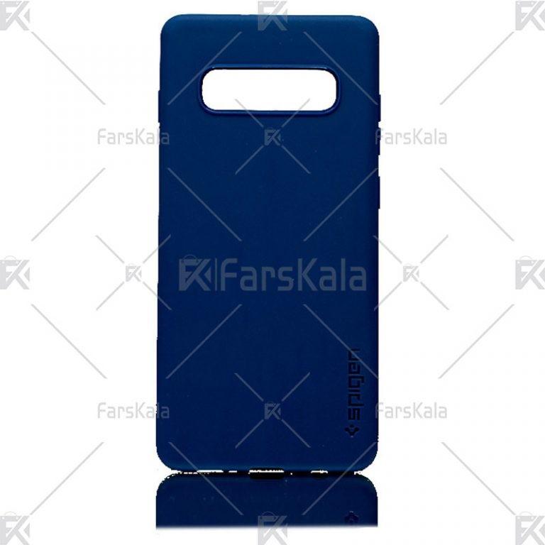 قاب سیلیکونی اسپیگن سامسونگ Samsung Galaxy S10 Plus