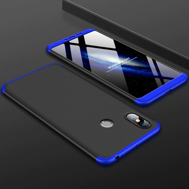 قاب محافظ با پوشش 360 درجه Xiaomi Mi Max 3 Color Full Cover