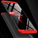 قاب محافظ با پوشش 360 درجه Samsung Galaxy A7 2018 Color Full Cover