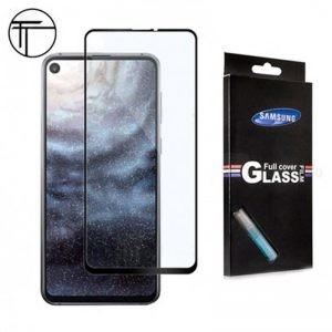 محافظ صفحه نمایش تمام چسب با پوشش کامل Samsung Galaxy A8s