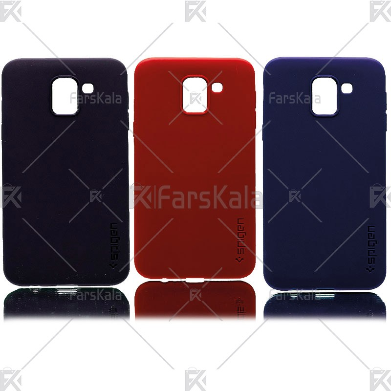 قاب سیلیکونی اسپیگن سامسونگ Samsung Galaxy J6