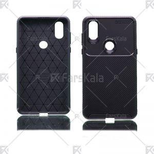 قاب ژله ای فیبر کربنی Auto Focus Jelly Case Xiaomi Mi Mix 3
