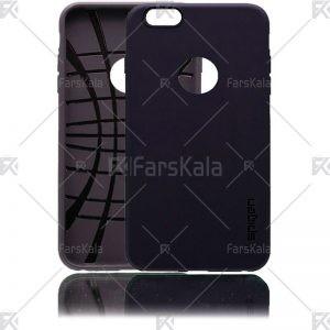 قاب سیلیکونی اسپیگن آیفون Apple iphone 6 Plus