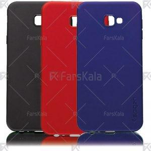 قاب سیلیکونی اسپیگن سامسونگ Samsung Galaxy J4 PLUS