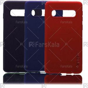 قاب سیلیکونی اسپیگن سامسونگ Samsung Galaxy S10