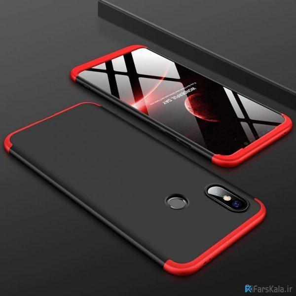 قاب محافظ با پوشش 360 درجه Xiaomi Mi 8 SE Color Full Cover