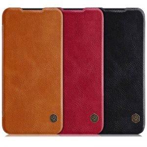 کیف چرمی نیلکین شیائومی Nillkin Qin Case Xiaomi Redmi Note 7