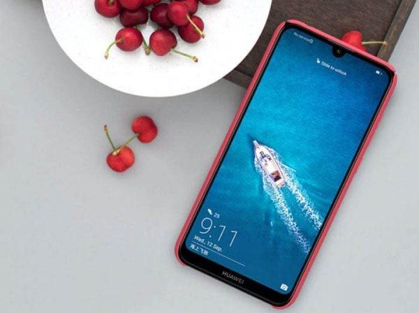 قاب محافظ نیلکین Nillkin Frosted Case Huawei Y7 Pro 2019