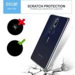قاب محافظ ژله ای برای نوکیا Nokia 7.1 2018