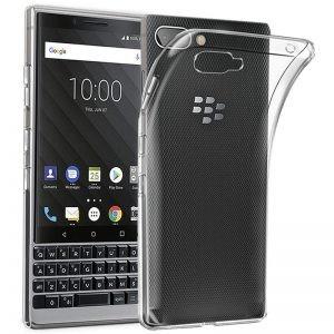 قاب محافظ ژله ای برای BlackBerry Key2