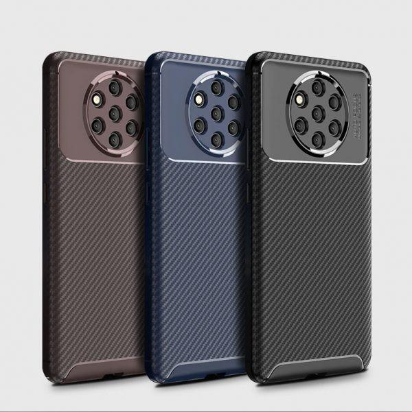 قاب ژله ای فیبر کربنی نوکیا Auto Focus Jelly Case Nokia 9