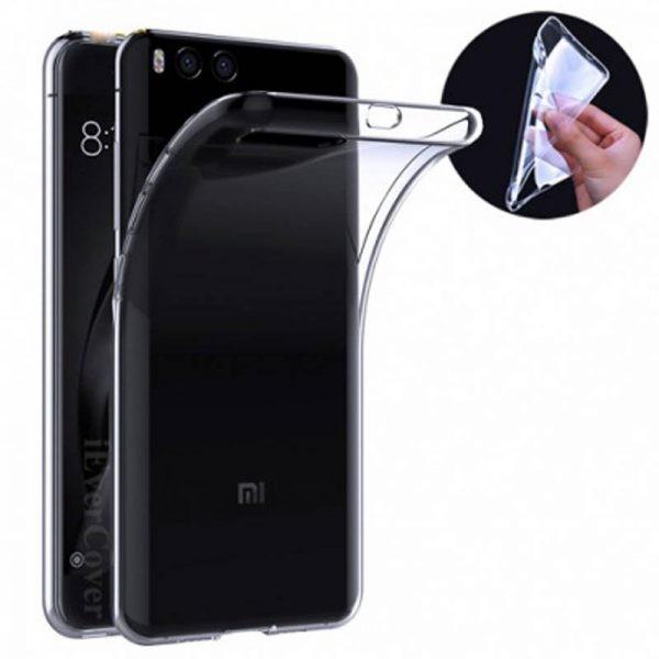 قاب محافظ ژله ای برای Xiaomi Mi Note 3