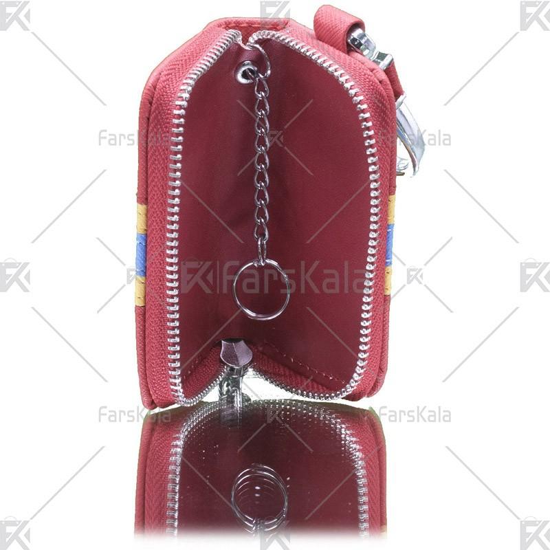 کیف ریموت و سوییچ چرم نیسان