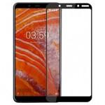 محافظ صفحه نمایش تمام چسب با پوشش کامل Nokia 3.1 Plus Nokia X3