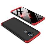 قاب محافظ با پوشش 360 درجه Nokia 8.1 / Nokia X7 Color Full Cover