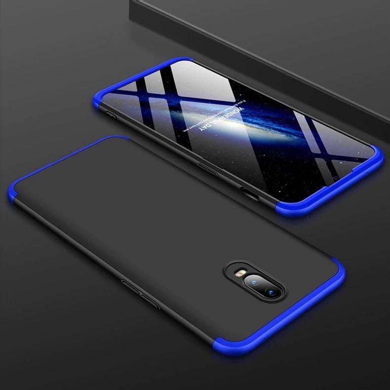 قاب محافظ با پوشش 360 درجه وان پلاس Oneplus 6T Color Full Cover