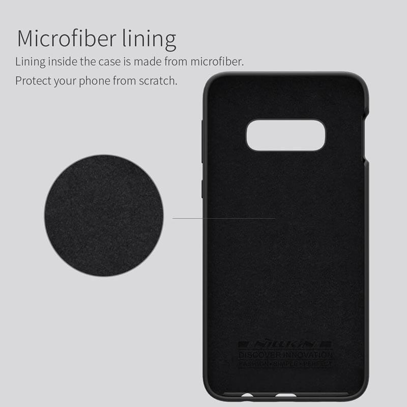 قاب محافظ نیلکین Nillkin Flex PURE case for Samsung Galaxy S10e /S10 Lite