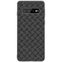 قاب محافظ نیلکین سامسونگ Nillkin Synthetic fiber Plaid برای Samsung Galaxy S10 Plus