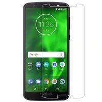 محافظ صفحه نمایش شیشه ای برای Motorola Moto G6 Plus